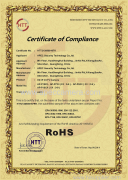 ROHS  for  HD-IP   camera