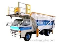 WXQ5050ZLJ aircraft garbage truck