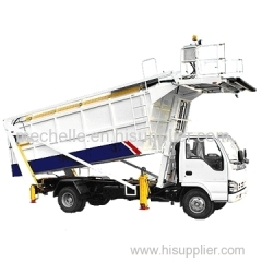 WXQ5060ZLJ Garbage Truck china coal