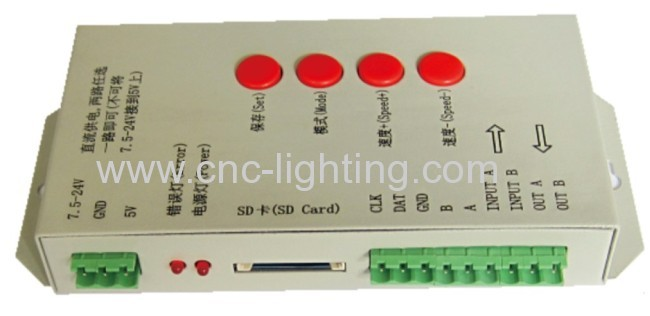 Gray DMX-SD Master controller from China manufacturer - CNC