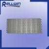 Plastic vacuum top 800 modular conveyor belt heat resistant