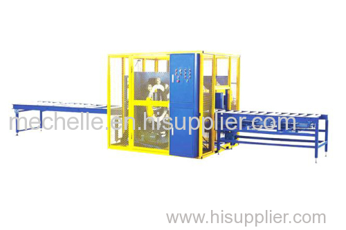 S450 Steel pipe wrapping machine