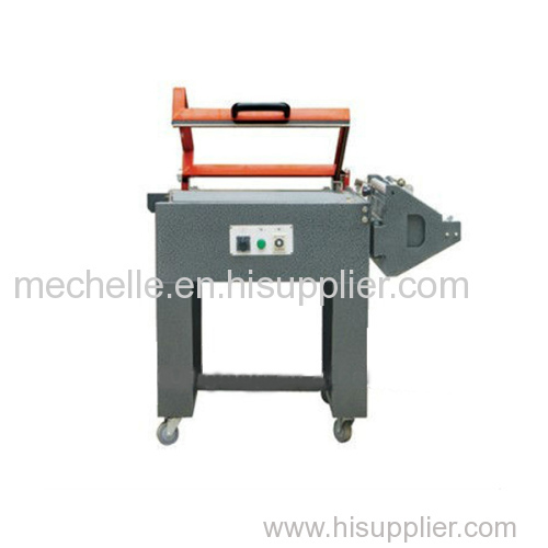 FQL-450A L-type sealer and BS-A450 shrink tunnel shrink wrap