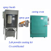 Lab powder coating system