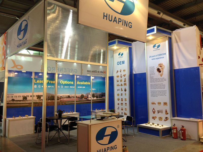 Ningbo Huaping attended the MCE 2014 In Italy Milano