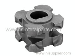 Precision carbon steel alloy steel casting and forging parts