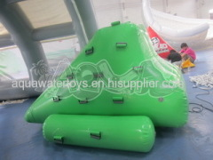 Inflatable Floating Green Tower