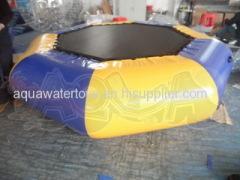 Outdoor Inflatable Water Trampoline