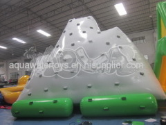 Aqua Inflatable Floating Iceberg