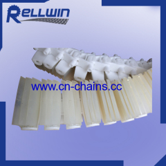 7100G3 Type Flexible Cleated Conveyor Chain for transison
