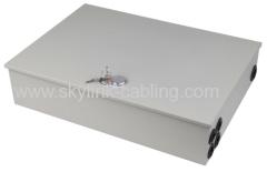 indoor sheet metal Fiber Optical Distribution Box