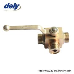 hydraulic globe valve china
