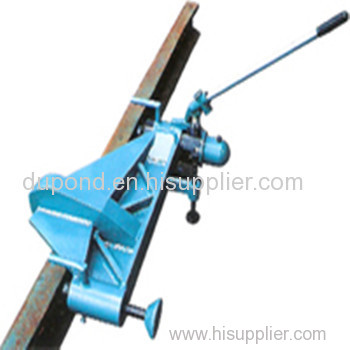 Chinese KWPY-600 Railway hydraulic rail bender