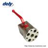 CJZQ type Ball stop valve ( QJZ type) CJZQ-G15H