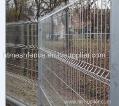 Heavy zinc-coating welded wire mesh panels