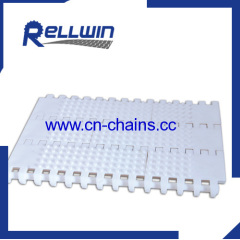 Cone Top 800 Modular plastic Conveyor Belt for machinery