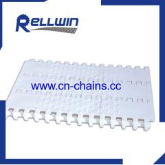 Cone Top Straight Run Modular Conveyor Belt