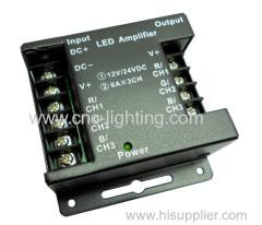 RGB power Amplifier Color Temperature Adjustable Power Amplifier