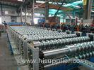 Custom 45# Forge Steel and 18 Stations Corrugated Roof Rolling Forming Machine