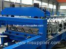 Appro18m*1.6m*1.8m, 10-20m / min Automatic Metal Deck Roll Forming Machine