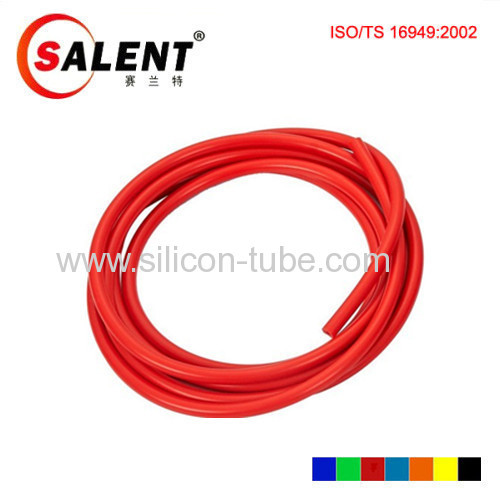 (5mm) Silicone Vacuum Hose Tube High Performance Red vacuum hose