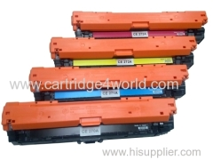 High Page Yield Toner cartridges For Hp 650A Professional China Supplier for Hp toners