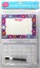 custom calendar and message board
