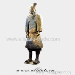 Shaanxi Xi'an Terracotta Warriors refinement