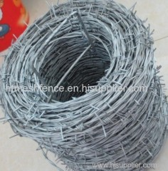 Factory Galvanized Barbed Wire Coil