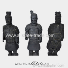 Terracotta Warriors Sculpture Set