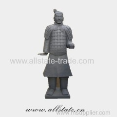 Chinese Bronze Terracotta Warriors