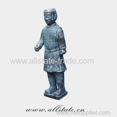 antique terracotta warriors imitation