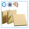 packaging industry paper honeycomb panel