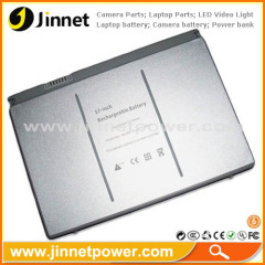 Professional laptop battery A1189 A1151 for apple Macbook 17