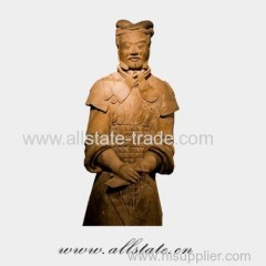 High Quality Terrarcotta Warriors Sculpture