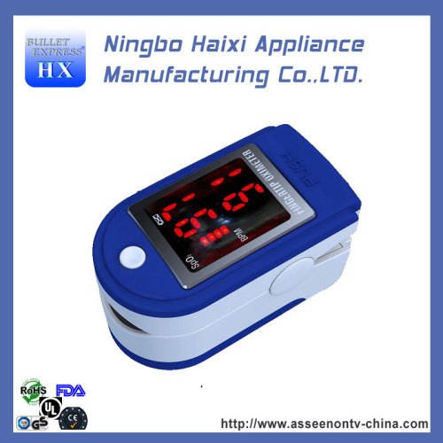 BEST Cheap portable colorful finger pulse oximeter