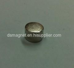 Permanent Disk N dFeB Magnet N38H