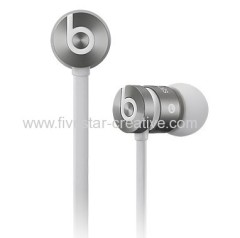 Beats urBeats Earbuds Headphones Grey with Built-in Mic