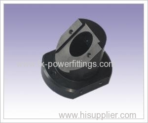 precision steel stainless steel and aluminium cnc parts