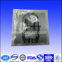 small cloth zipper packaging
