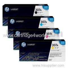 Laserjet Printer Toner Cartridge For Hp CE740A 741A 742A 743A Hp 307A