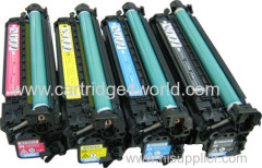 Color Toner Cartridges Hp CE250/51/52/53A Hp 504A Laser Toner
