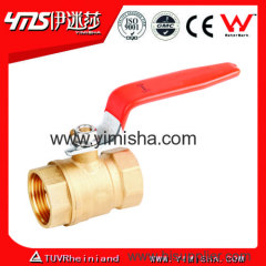 "1/2"" ~ 4"" Horizontal Manual Brass Bi-directional Hard Seal Ball Valve"