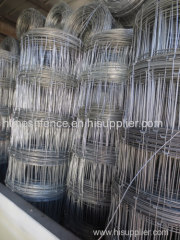 Wire Stretching Field Fence Wire Hinge Joint Field Fence