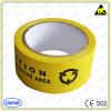 cleanroom ESD warning tape