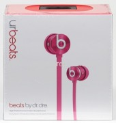 Beats by Dr.Dre urBeats Earbuds Headphones Pink with Built-in Mic