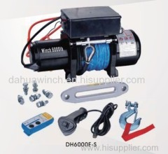 6000lbs winch for Off-road vehicles