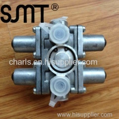 FOUR CIRCUIT PROTECTION VALVE,OEM:9347023000,For Man And MERCEDES-BEN Brake System/Multi-Circuit Protection Valve