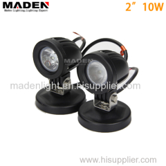 2''10W LED driving light for offroad MOTO ATV MD-2100
