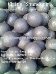 Huamin Forging Grinding Ball